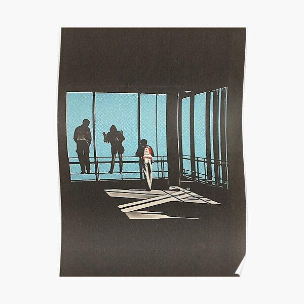 Ferris Bueller Sears Tower Poster