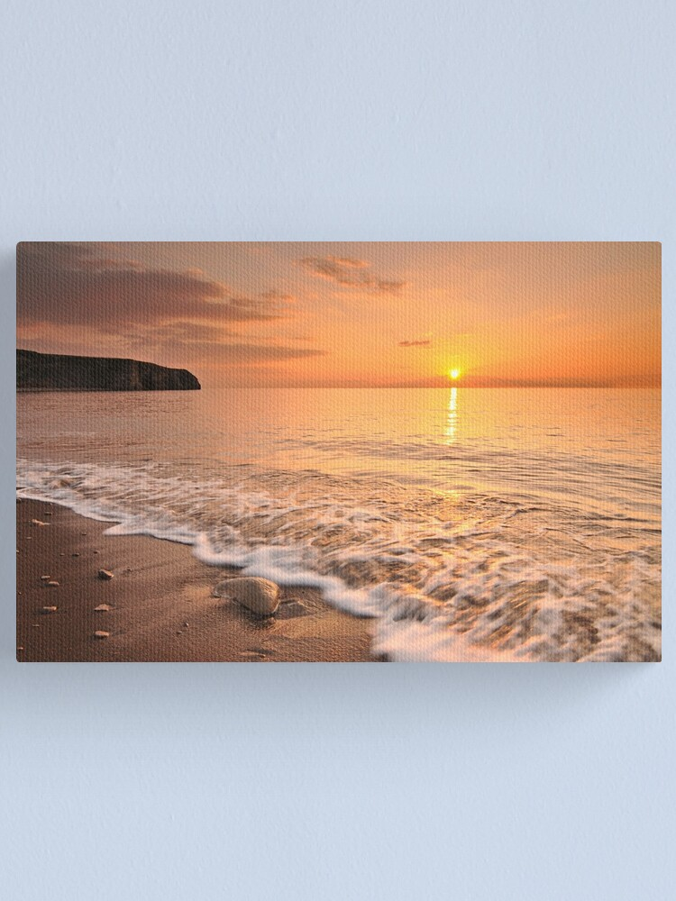 Alternate view of Sunrise Canvas Print