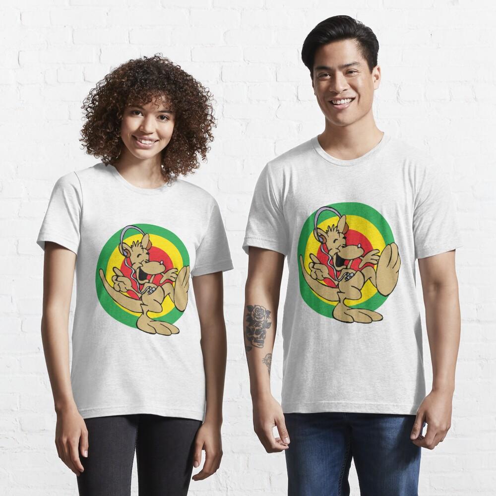 Dancehall Reggae Australia Kangaroo Essential T-Shirt