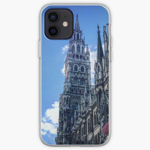 Marienplatz Munich iPhone Soft Case