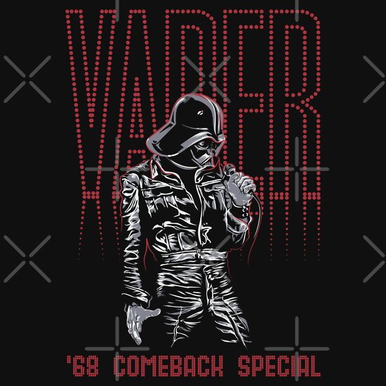 TShirtGifter presents: The Vader 68 Comeback Special - Version 2