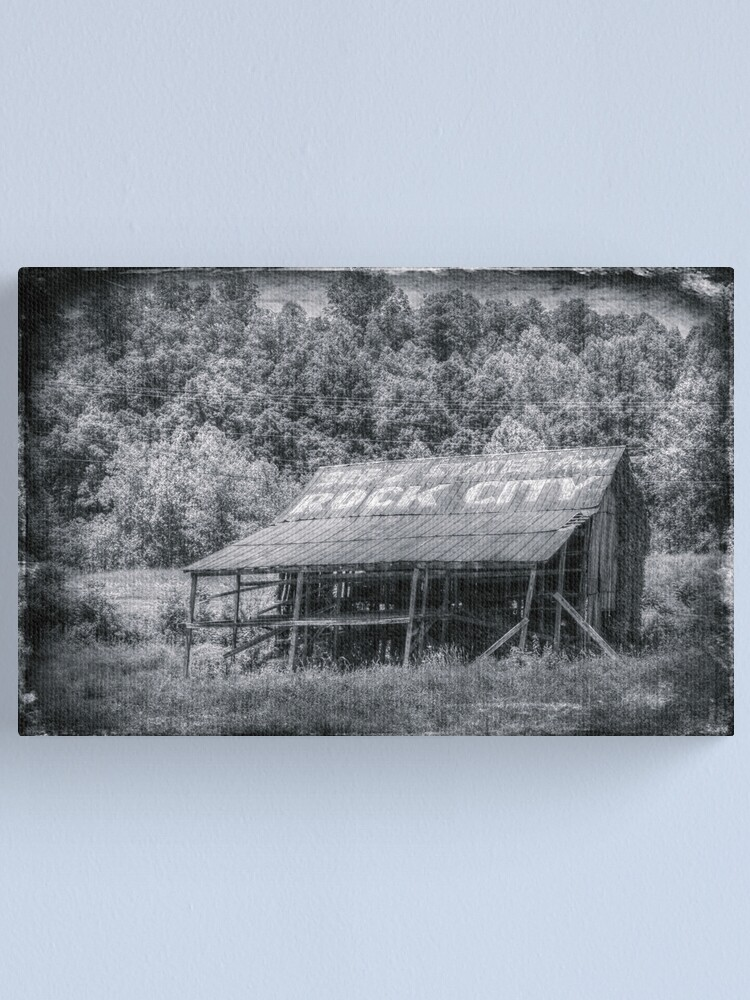 Alternate view of Rock City Canvas Print