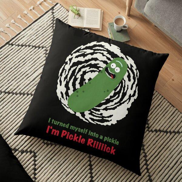 I'm Pickle Rick Floor Pillow