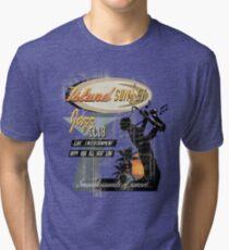 SUNSET JAZZ Tri-blend T-Shirt