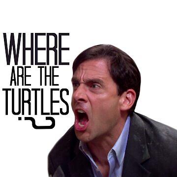 Michael Scott - ¿Dónde están las tortugas? de TellAVision