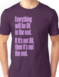 EVERYTHING PINK Unisex T-Shirt