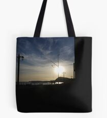 Sunny Viewpoint Tote Bag