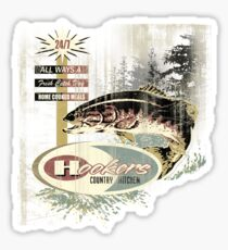 HOOKERS COUNTRY KITCHEN Sticker