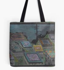 Where There Was Once Pain, Gardens Grew Tote Bag