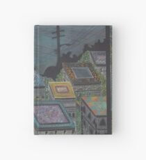 Where There Was Once Pain, Gardens Grew Hardcover Journal