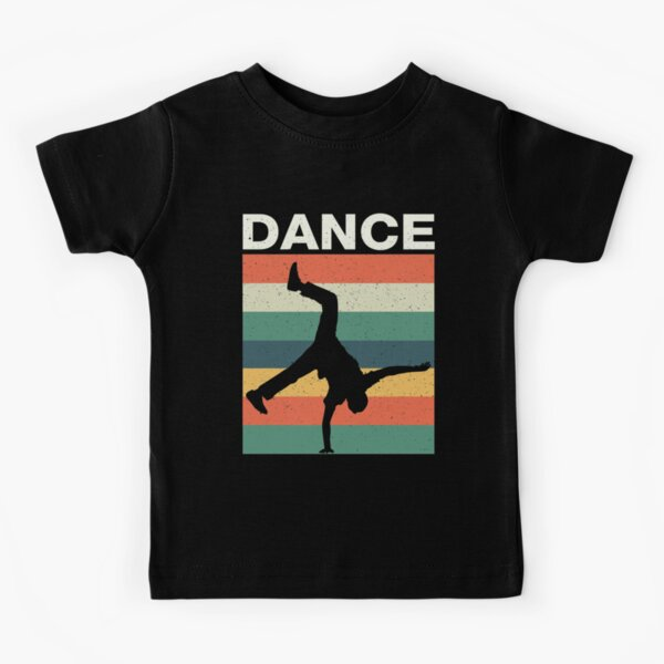 Breakdancer Kids T-Shirt