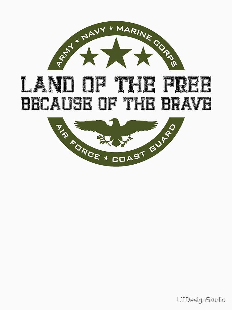 Land of the Free by LTDesignStudio