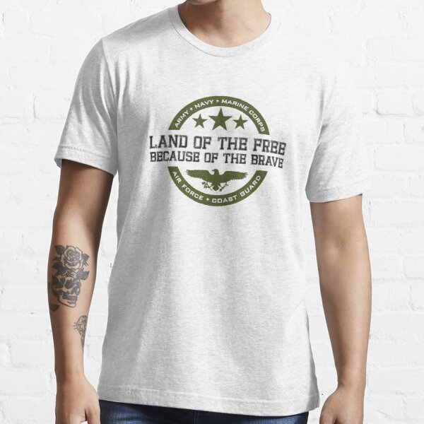 Land of the Free Essential T-Shirt