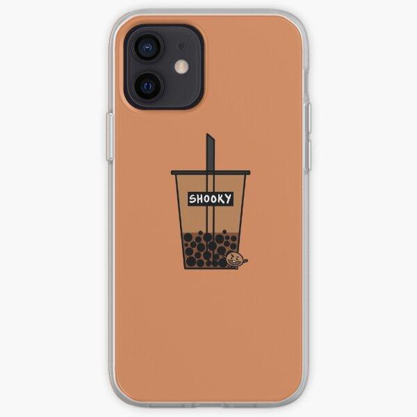 BT21 boba SHOOKY Coque souple iPhone