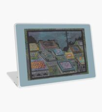 Where There Was Once Pain, Gardens Grew Laptop Skin