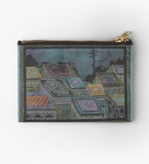 Where There Was Once Pain, Gardens Grew Studio Pouch