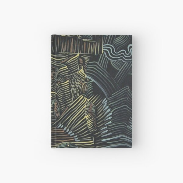 Closed. Hardcover Journal