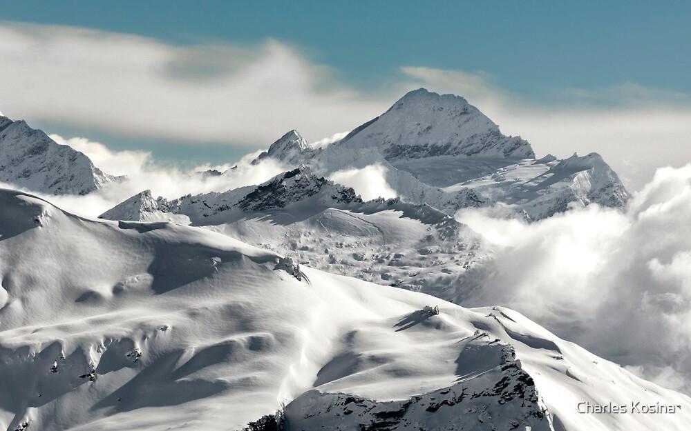 Southern Alps by Charles Kosina