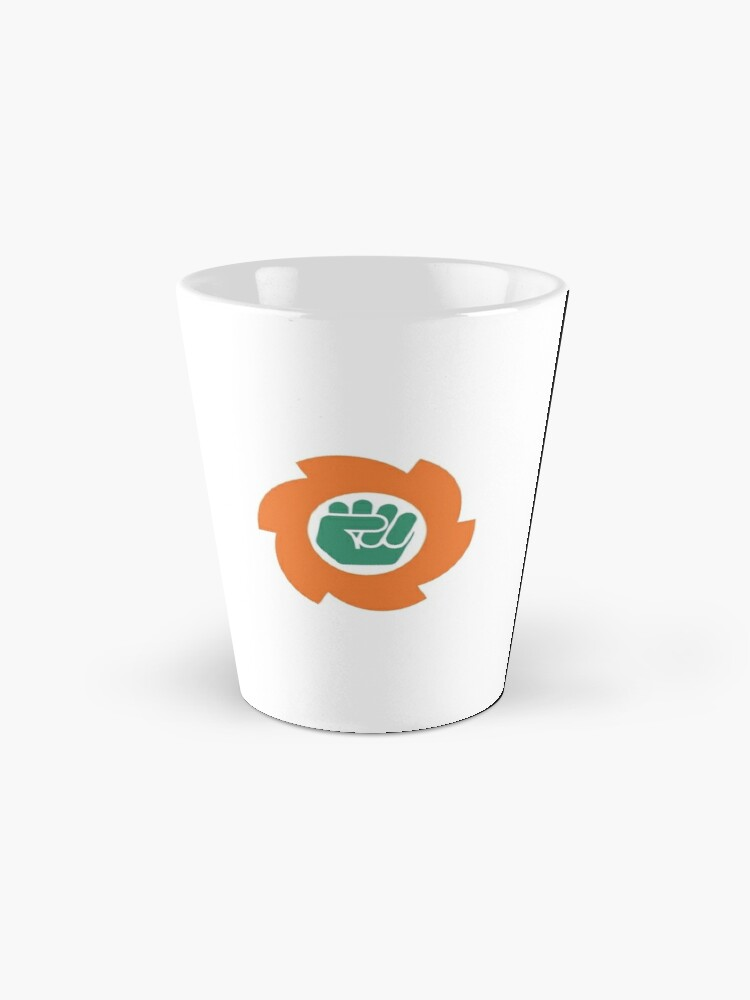Alternate view of Color Logo Mugs