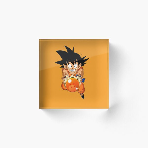 Dragon Ball - Goku Acrylic Block