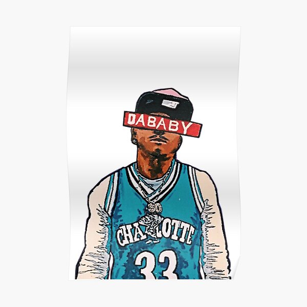 DaBaby Poster