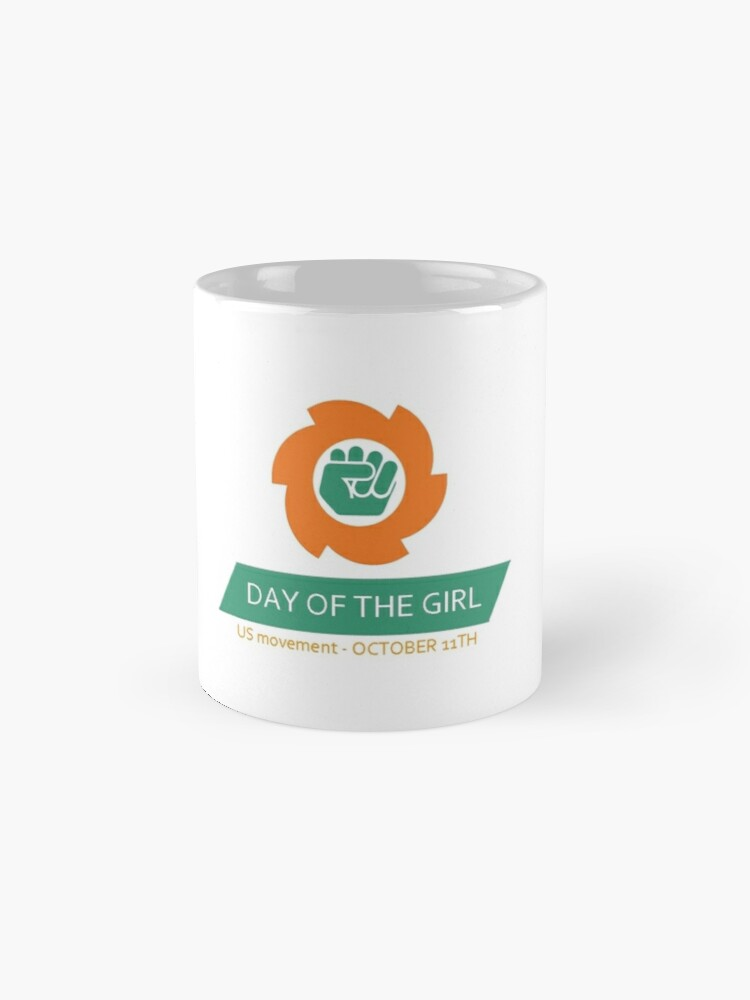 Alternate view of Full Logo & Title Vertical Mug