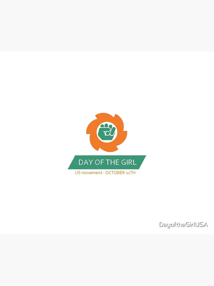 Full Logo & Title Vertical by DayoftheGirlUSA