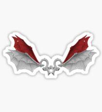 Fantasy Wings Sticker