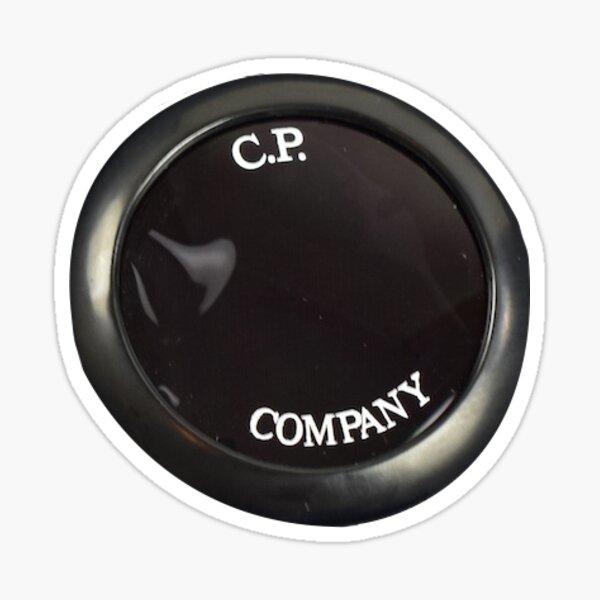 REAL C.P. Autocollant de lentille ENTREPRISE Sticker