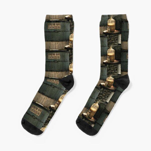 Woodford Reserve Socks