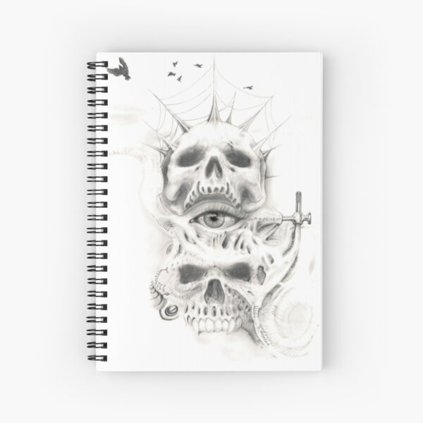 04. Legacy Artist Meyers untitled Spiral Notebook