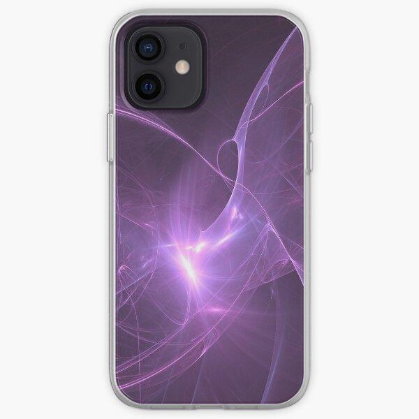 Purple Love iPhone Soft Case