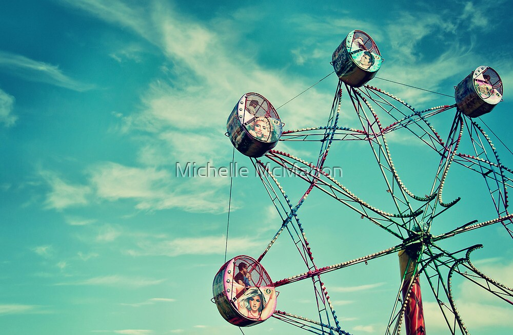 all the fun of the fair.. by Michelle McMahon