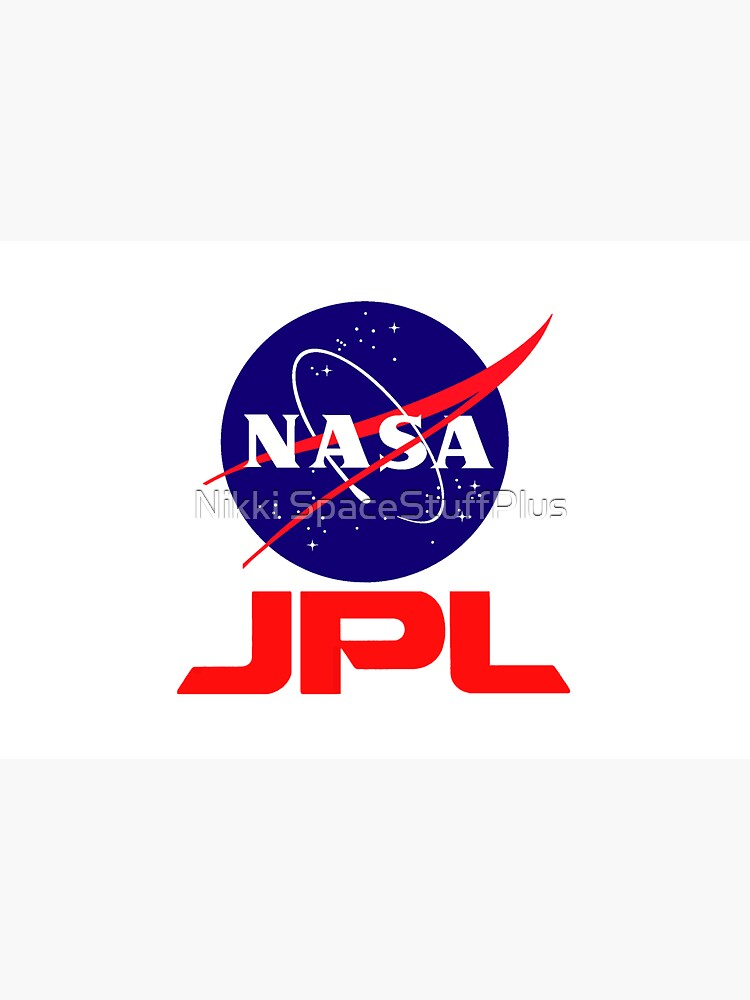 NASA & JPL Together by Spacestuffplus