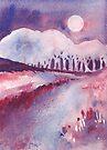 Harvest Moon by Val Spayne
