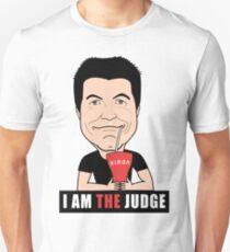 Simon Cowell, American Idol Judge Unisex T-Shirt