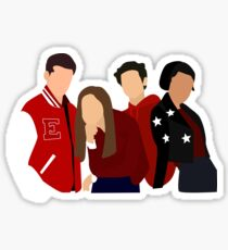 High School Musical The Musical The Series Sticker