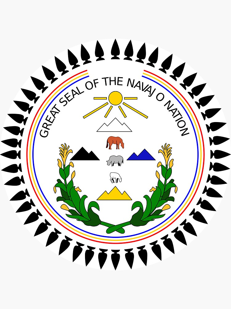 Navajo Nation Great Seal by FunWithFlags