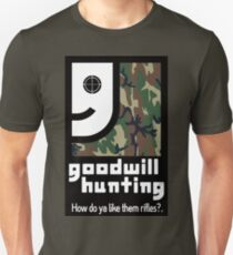 Goodwill Hunting Unisex T-Shirt