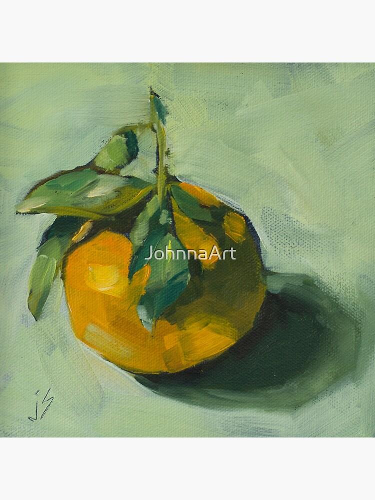 My Sweet Clementine by JohnnaArt