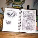 DrawingdayDoodle2011/3 by izzybeth