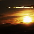 Desert Sunset by mikej