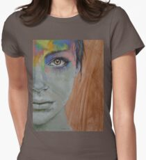 Bird of Paradise Women's Fitted T-Shirt