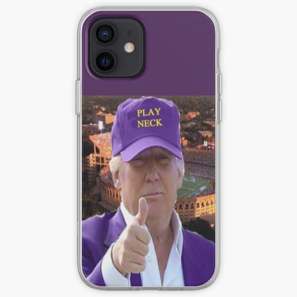 Trump LSU iPhone Soft Case