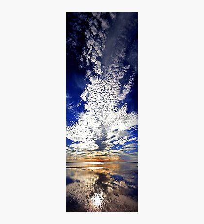 Morning Reflection - Shark Bay Western Australia  Photographic Print