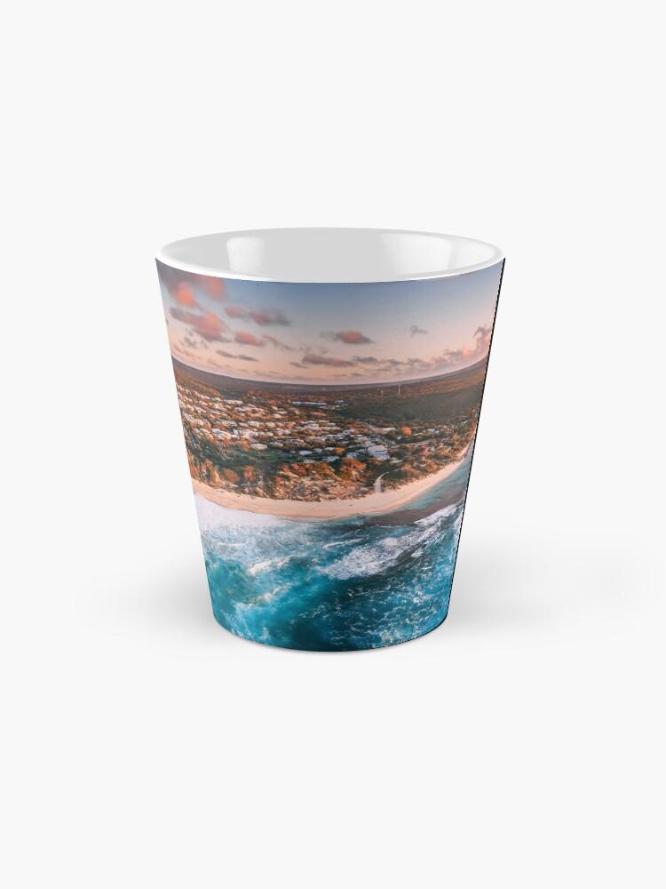 Alternate view of Yallingup Sunset Aerial Mug