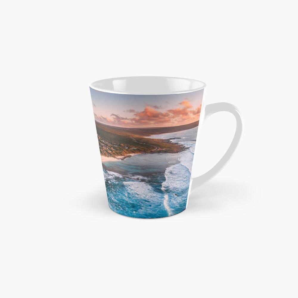 Yallingup Sunset Aerial Mug