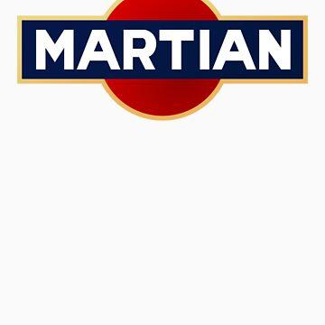 Martian martini by Purplecactus
