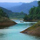 River Shari by aunkurs