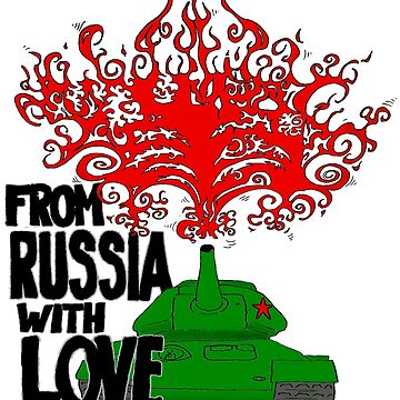 From Russia With Love by thesamba